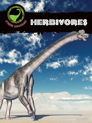 cover image of Herbivores
