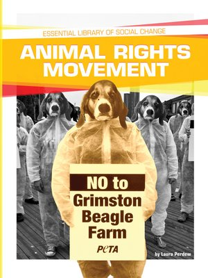 cover image of Animal Rights Movement
