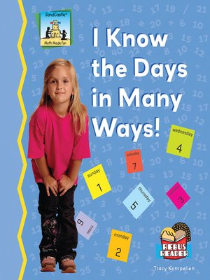 cover image of I Know the Days in Many Ways!