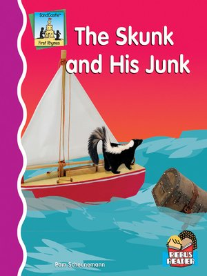 cover image of Skunk and His Junk