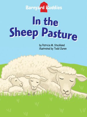 cover image of In the Sheep Pasture