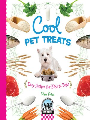 cover image of Cool Pet Treats