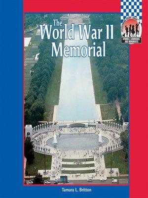 cover image of World War II Memorial