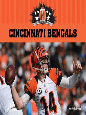 cover image of Cincinnati Bengals