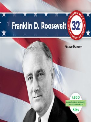 cover image of Franklin D. Roosevelt