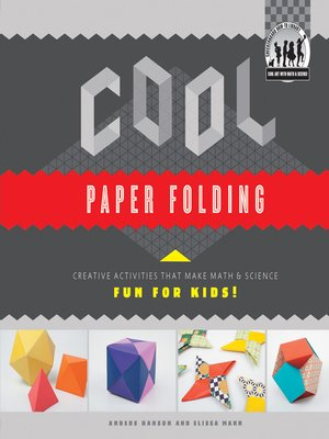 cover image of Cool Paper Folding