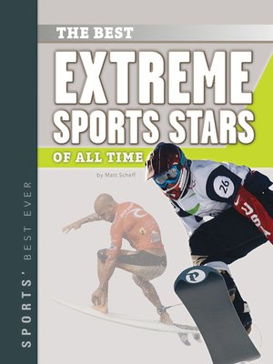 cover image of Best Extreme Sports Stars of All Time