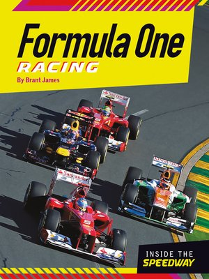 cover image of Formula One Racing