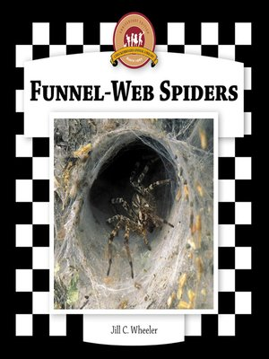 cover image of Funnel-Web Spiders
