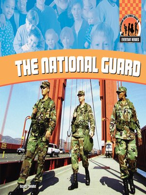 cover image of National Guard