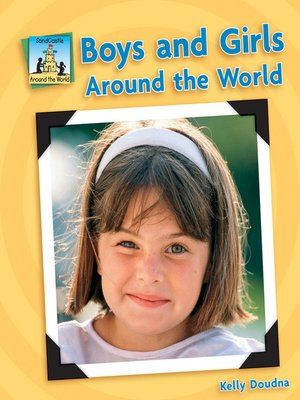 cover image of Boys and Girls Around the World