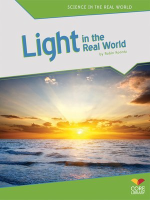 cover image of Light in the Real World
