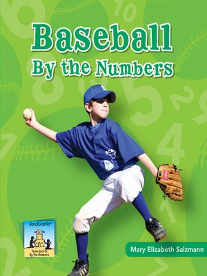 cover image of Baseball by the Numbers