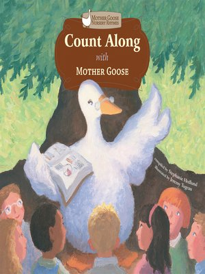 cover image of Count Along with Mother Goose