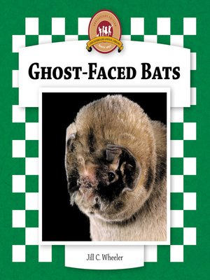 cover image of Ghost-Faced Bats