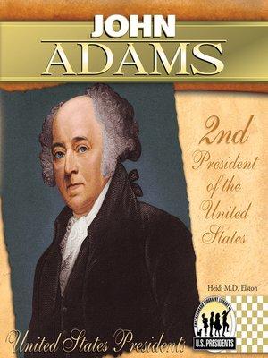 cover image of John Adams