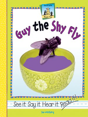 cover image of Guy the Shy Fly