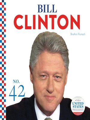 cover image of Bill Clinton