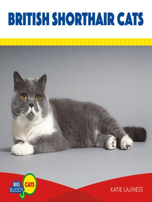 cover image of British Shorthair Cats