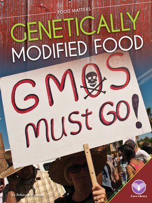 cover image of Genetically Modified Food