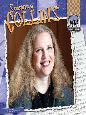 cover image of Suzanne Collins