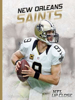cover image of New Orleans Saints