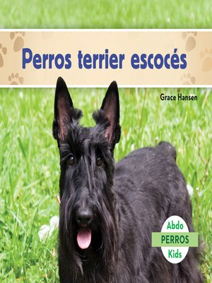 cover image of Perros terrier escocés (Scottish Terriers)