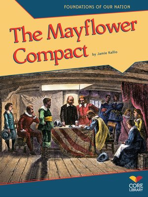 cover image of The Mayflower Compact