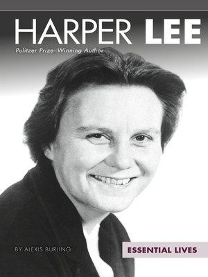 cover image of Harper Lee