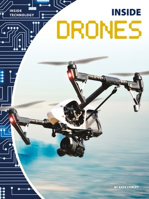 cover image of Inside Drones