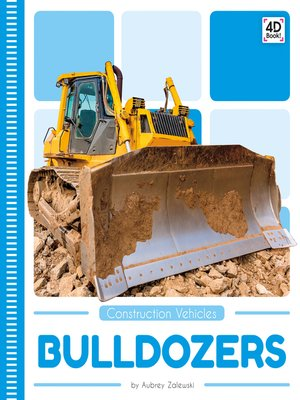 cover image of Bulldozers