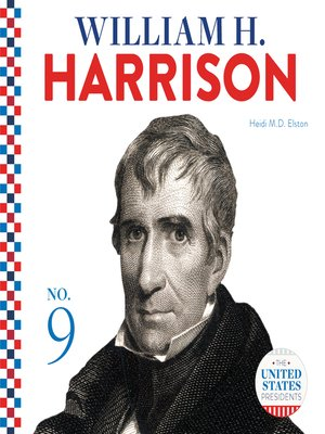 cover image of William H. Harrison