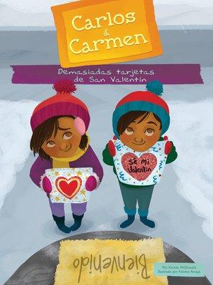 cover image of Demasiadas tarjetas de San Valentín (Too Many Valentines)