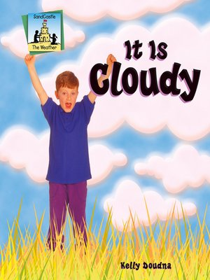 cover image of It Is Cloudy