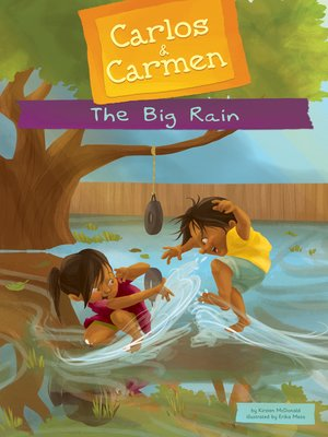 cover image of Big Rain