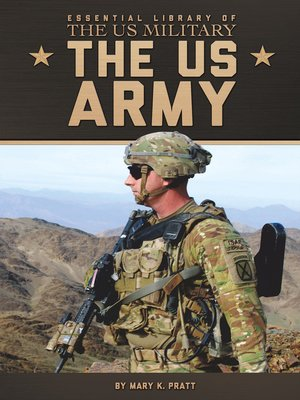 cover image of US Army