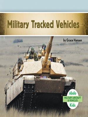 cover image of Military Tracked Vehicles