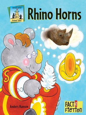 cover image of Rhino Horns