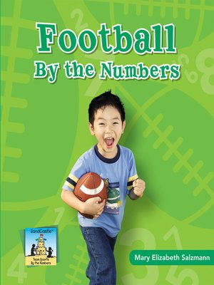 cover image of Football by the Numbers