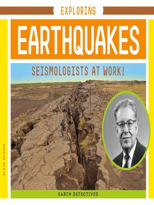 cover image of Exploring Earthquakes: Seismologists at Work!