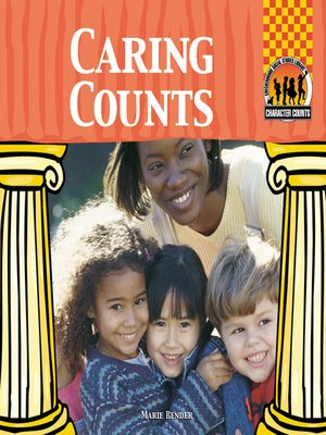 cover image of Caring Counts