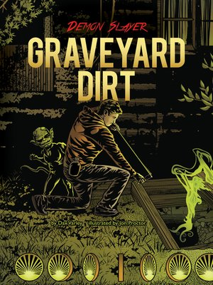 cover image of Book 2: Graveyard Dirt