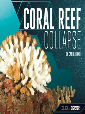 cover image of Coral Reef Collapse