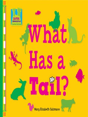 cover image of What has a Tail?