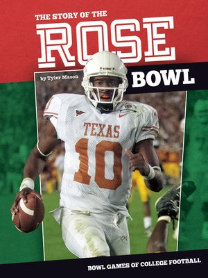 cover image of Story of the Rose Bowl