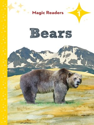 cover image of Bears