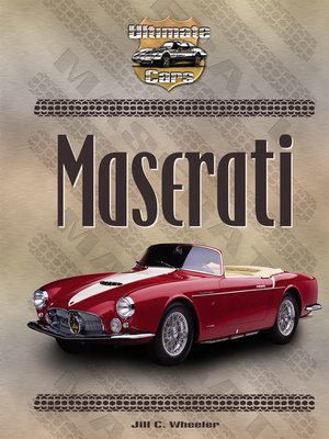 cover image of Maserati
