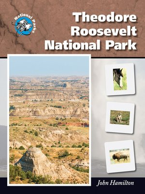 cover image of Theodore Roosevelt National Park