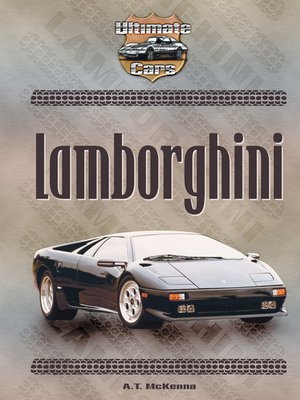 cover image of Lamborghini