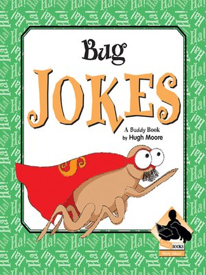 cover image of Bug Jokes